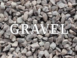 gravel in australia