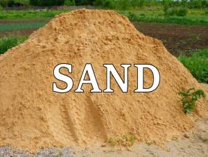 sand in Australia
